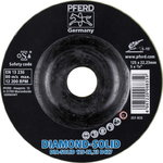 Diskas 125mm D427 CC-GRIND-SOLID DIAMOND, Pferd