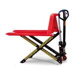 Žirklinis palečių vežimėlis SHW 1000T, Bernardo