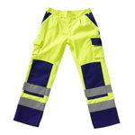 Olinda kelnės geltona/mėlyna 82C51, Mascot