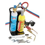 ALLGAS Mobile Pro EU set for brazing and welding, Rothenberger