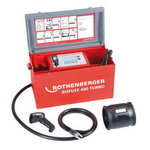 Electro fusion welding ROWELD ROFUSE 400 TURBO, Rothenberger