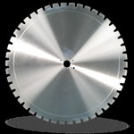 Diamond saw blade 900mm TSCE-PO for dry and wet cutting, Cedima