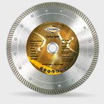 Pjovimo diskas 350 mm TURBO 2009, Cedima