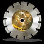 Deim. pjovimo diskas 350mm CA-ECO, Cedima