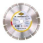 AR-Standard Gen. 2 dimanta disks betonam, 450/25,4 mm, Cedima
