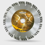 Dimanta zāģa asmens 600mm A1-Super Turbo, Cedima