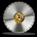Teemantkuivlõikeketas 450 mm Super Silent Granit 25,4 4 x 12, Cedima