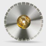 Deim. pjovimo diskas  600 mm Super Silent Granit, CEDIMA