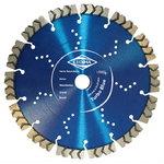 Deim. pjovimo diskas  350 mm 3,2x15x45mm 25,4/20 TURBO BLUE, CEDIMA