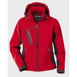 Sieviešu jaka ar kapuci 1445 sarkana, Acode
