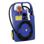 Mobil AdBlue tank 60l with crank pump, Cemo