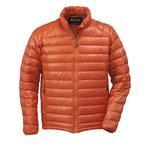 Demisezoninė striukė 1439 oranžinė, XL, Acode