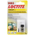 Galinio stiklo šildymo rem, kompl. Circuit 2g +  3863, Loctite