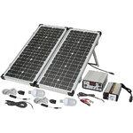 Solar Energy Set SES P4033 Solar celltype Mono-crystalline, BRENNENS