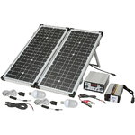 Solar Energy Set SES P4033 Solar celltype Mono-crystalline, BRENNENS