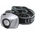 LED head torch HL 2in1 1W 60lm 3xAAA (included) 6h, Brennenstuhl
