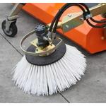 Side brush D=600 mm TUCHEL PLUS 590, JCB