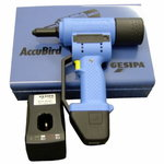 akuneetija ACCUBIRD kuni 5mm kõik materjalid, Gesipa