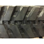 Rubber track KUBOTA KX-080-4, TVH Parts