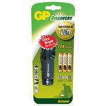 Taskulamp, 5W CREE LED  Discovery LOE203, GP