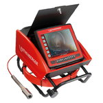 Cauruļu pārbaudes kamera ROCAM 3 Multimedia, komplekts, Rothenberger