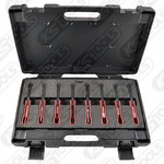 vehicle unlocking tool set for older vehicles, 8pc, Kstools