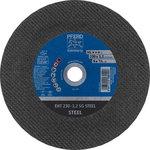 Pjov.disk.metalui 230x3,2x22,23mm A24 S SG-E EHT, Pferd