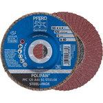 Vėduoklinis diskas 125mm A40 SG-A PFC POLIFAN, Pferd