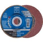 Vėduoklinis diskas 125mm A60 SG-A PFC POLIFAN, Pferd