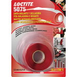 Insulating and sealing wrap LOCTITE SI 5075 4,27m, black, Loctite