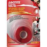 Izoliavimo ir sandarinimo juosta LOCTITE SI5075 4,27m, juoda, Loctite