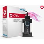 OBD tester CDP+ CARS & TRUCKS  +  infoma, PC program, AUTOCOM