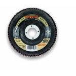 Vėduoklinis diskas LSZ F2 125x22 G60, Rhodius