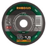 Pjovimo diskas akmeniui XT66 230x1,9, Rhodius