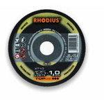 Pjovimo diskas XT10 Mini 50x1x6 INOX, RHODIUS