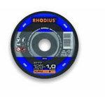 Pjovimo diskas metalui XT77 125x1,0, RHODIUS
