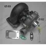 Turbocharger LJ/LD Perkins  02/101820, JCB