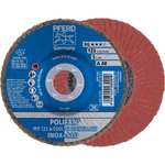 Vėduoklinis diskas 125mm A40 SG A-COOL PFF, Pferd