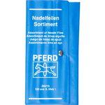 Needle file set 160mm C1 12 pcs 266/16, Pferd