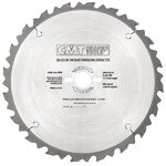 SAW BLADE FOR BUILDING 250X2.8X30 Z=16 5'ATB, CMT