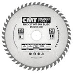 SAW BLADE FOR PORTABLE 150X2.6X20 Z=40, CMT