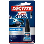 fast glue Super Attak 5g, Loctite