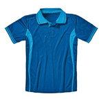 Polo marškinėliai Luna mėlyna/šv. mėlyna, M, Sir Safety System