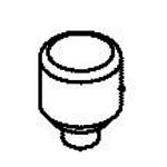 Alsuoklis hidraulinio bako, JCB