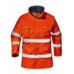 Žieminė striukė Motorway split, oranžinė, 3XL, Sir Safety System