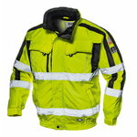 Kõrgnähtav talvejope 4-1-s Contender, kollane, 2XL, Sir Safety System