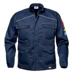 Welders jacket Mutli polytech, navy, Sir Safety System