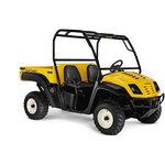 Töö- ja vabaaja sõiduk UTV 4x4 Diesel, Cub Cadet