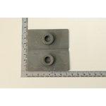 Plastic slider bottom LH 52 / HL 520, SCHEPPACH
