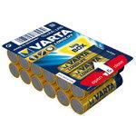 Baterija AA/LR06 Longlife Varta, 12 gab. iepak. 4106